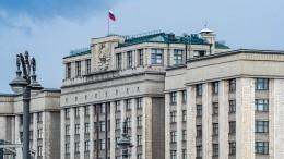 ВГосдуме предложили запретить въезд русофобам встрану