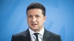 Зеленский овозвращении украинской власти вКрым: «Срадостью примут»