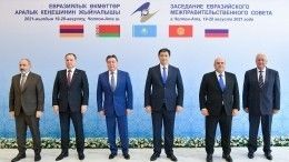 Михаил Мишустин: «ЕАЭС необходима стратегия сотрудничества поохране климата»