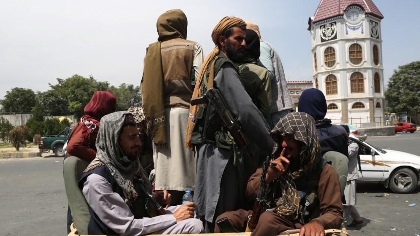 Талибов обвинили вэтнических чистках ипытках вАфганистане