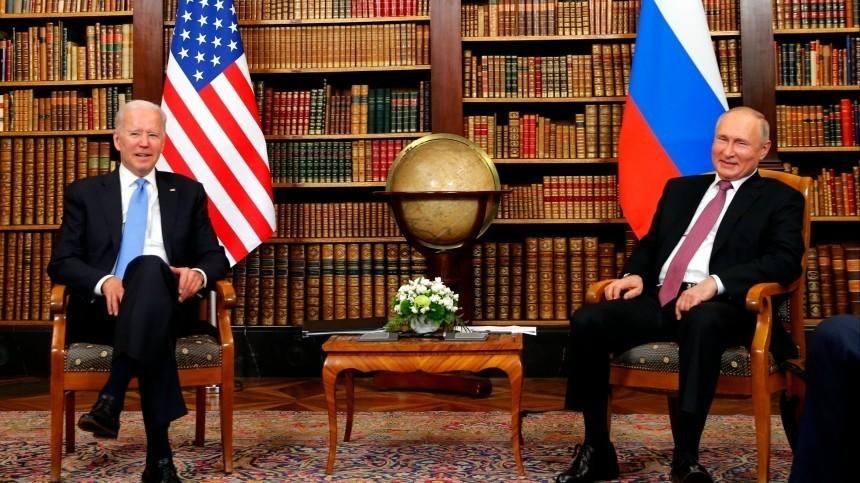 СМИ вСША узнали овозражениях Путина Байдену поразмещению войск уАфганистана