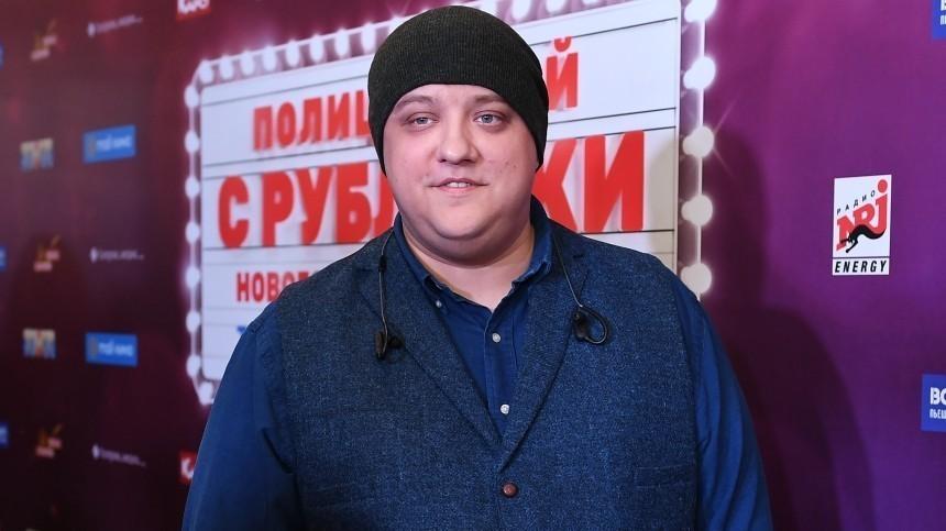 Мухич из«Полицейского сРублевки» рассказал опричинах госпитализации
