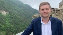Борис Корчевников излил душу Левкину поповоду своей тяжелой болезни