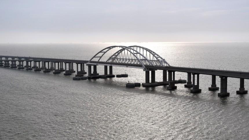 Кулеба назвал Крымский мост «неразрешимой проблемой»