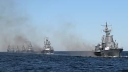 Китай считает, что Россия подает «грозный сигнал» Западу