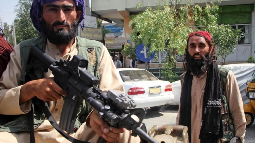 Путин призвал принять факт захвата Афганистана талибами: «Это реалии»