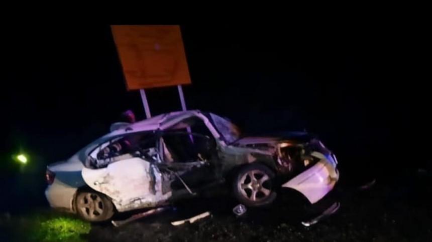 Три человека погибли иеще пять пострадали вДТП вЗабайкальском крае
