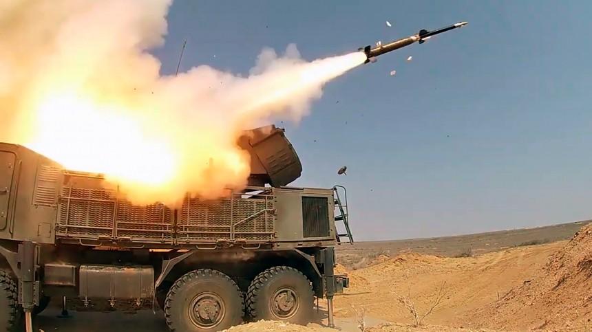 Российские ПВО сбили более 20 израильских ракет вСирии