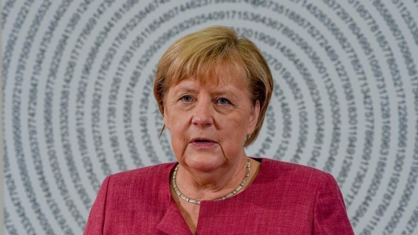 Меркель назвала имя своего преемника напосту канцлера Германии