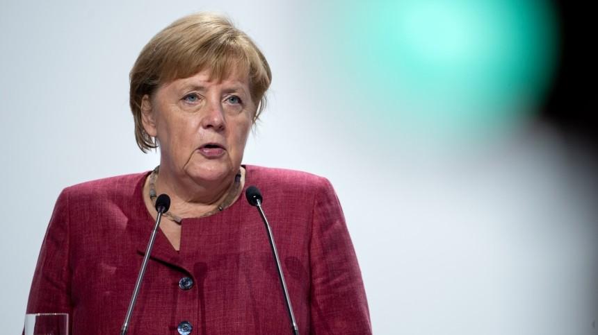 ВФРГ назвали размер будущей пенсии Ангелы Меркель