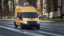 Появилось видео сместа взрыва гранаты вдоме вМоскве