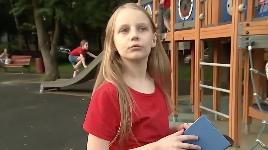 Поступившая вМГУ девятилетняя девочка-вундеркинд рассказала освоих мечтах