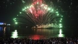 Грандиозное гала-шоу наводе прошло вчесть 800-летия Нижнего Новгорода