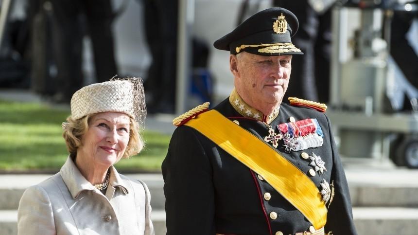 Умерла супруга правящего князя Лихтенштейна княгиня Мария-Аглая