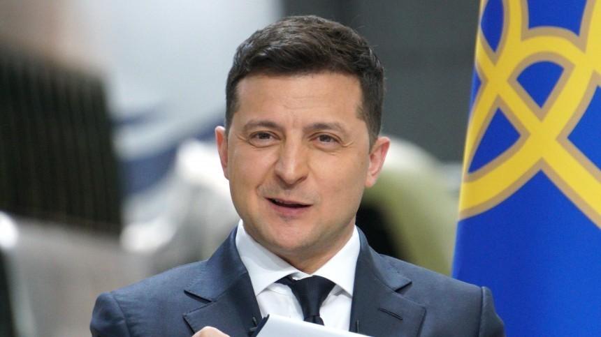 Глава Крыма похвалил Зеленского засвоевременные коммунальные платежи