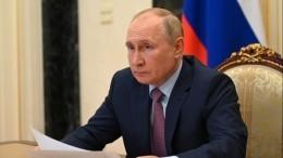 Путин: впятерку «Единой России вошли те, вком несомневается большинство граждан»
