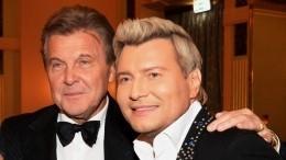 Басков восхитился умением Лещенко отдыхать в79 лет: «Хочу также выпивать!»