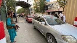 Перестрелка произошла ваэропорту Кабула при участии военных США иФРГ