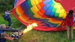 Ветер унес воздушный шар ссемьей писателя вглухую тайгу под Южно-Сахалинском