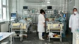 Назакупку концентраторов кислорода вбольницы РФвыделят 650 миллионов рублей