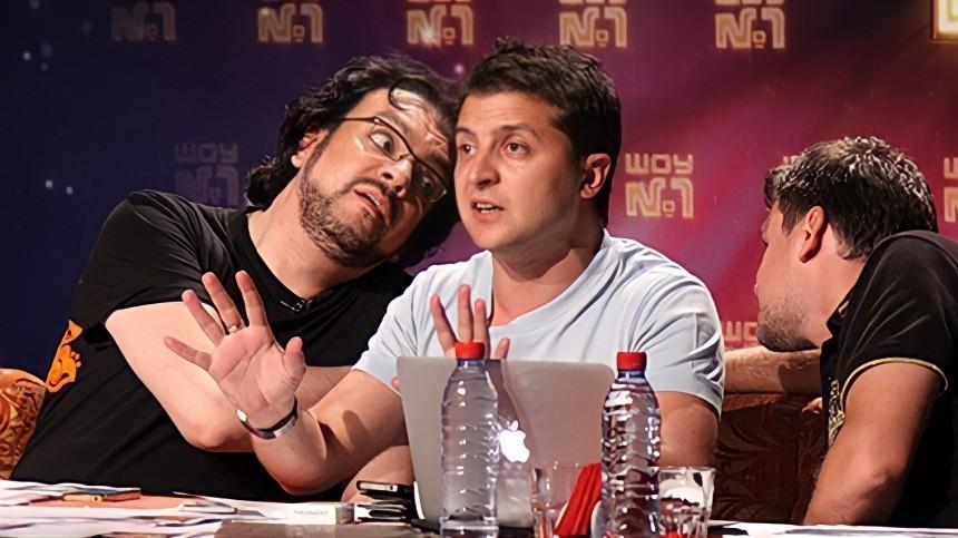 Киркоров рассказал обобиде наЗеленского: «Когда-то яему подзатыльники давал»