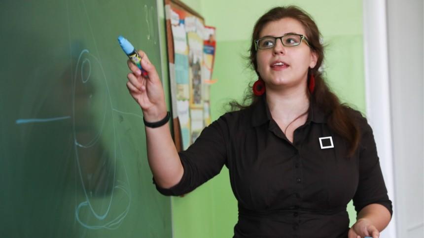 Собянин отменил обязательное ношение масок для московских учителей