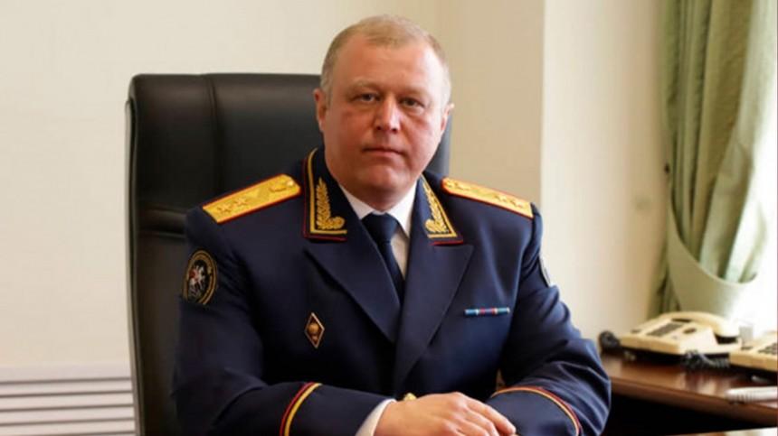 Замглавы Следственного комитета Рассохов освобожден отдолжности