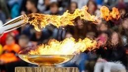 Огонь XVI летних Паралимпийских игр зажгли нацеремонии открытия вТокио