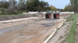 ВРоссии возбудили уголовное дело обэкоциде из-за водной блокады Крыма
