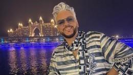 Киркоров вышел в«божественном» костюме насцену «Новой волны»