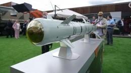Вертолеты спецназа РФоснастят новой высокоточной ракетой большой дальности