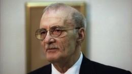 Раскрыты жуткие подробности смерти сына режиссера Георгия Данелии