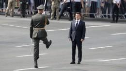 Немцы высмеяли слова Зеленского о«возвращении» Крыма: «Актер икомедиант»