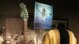 «Малыш» собложки альбома Nirvana подает всуд нагруппу засексуальную эксплуатацию