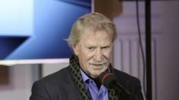 Директор Ивана Краско: 90-летний актер сразу после инсульта попарился вбане