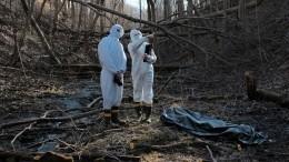 Найдено тело петербуржца допоследнего спасавшего детей изселевого потока