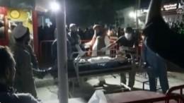 Неменее 12 американских военных погибли при взрывах вКабуле