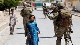 США нанесут удары побоевикам вПакистане иАфганистане из-за взрывов вКабуле