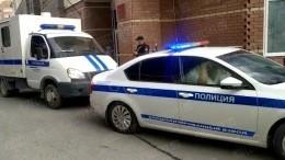 Подозреваемого вубийстве девочки вТюмени доставили всуд под усиленной охраной