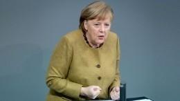НаУкраине рассказали овыдвинутом Меркель Зеленскому ультиматуме
