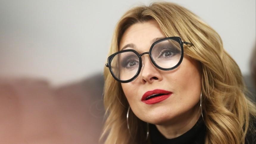 Анжелика Агурбаш одопросе вполиции: «Недают спокойно жить»