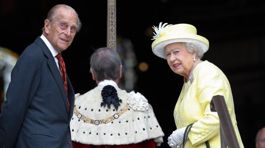 Какие опасения королевской семьи неоправдались напохоронах принца Филиппа