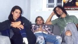 Басист Nirvana предложил новый вариант обложки Nevermind после скандала с«малышом»