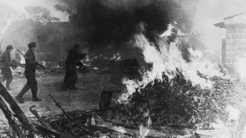 Бастрыкин поручил проверить рассекреченные казни мирных жителей вгоды ВОВ