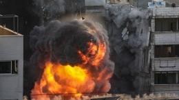 Взрыв вКабуле прогремел врезультате ракетного удара США