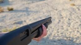 Житель Новосибирска открыл стрельбу изохотничьего ружья. Есть пострадавшие