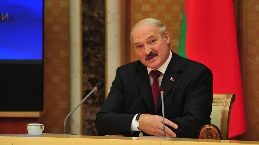 Необычное развлечение Лукашенко навыходных попало нафото