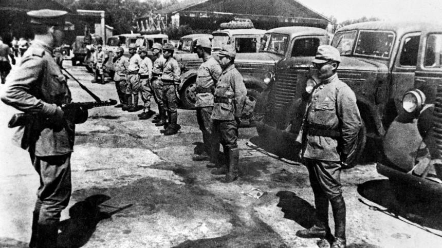 ФСБ обнародует документы опланах Японии применить биооружие против СССР