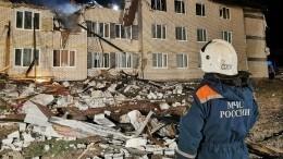 Хлопок газа едва неразрушил жилой дом вТверской области