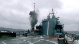 Корветы Тихоокеанского флота провели ракетные стрельбы вЯпонском море